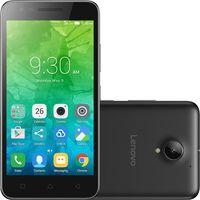 Smartphone-Lenovo-Vibe-C2-Dual-Chip-4G--Android-6.0-Tela-5--16GB-Camera-8MP---Preto