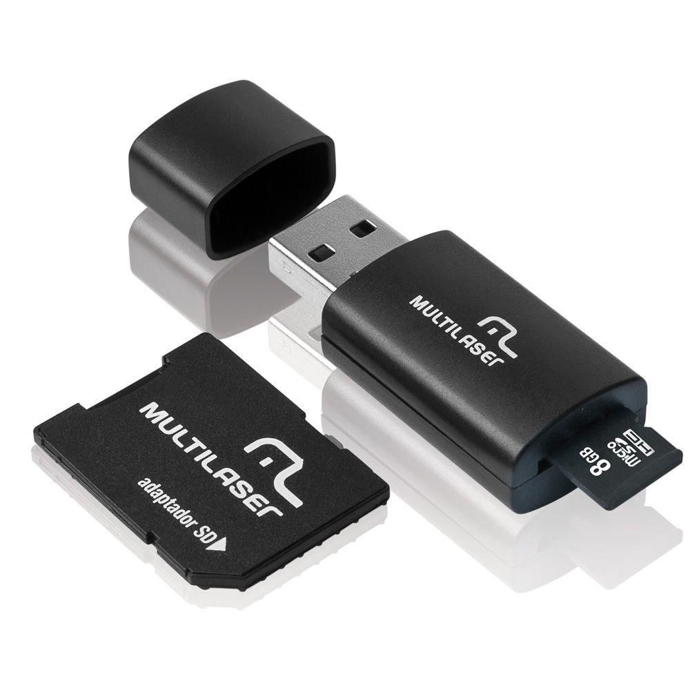 Cartao-de-Memoria-8GB-Classe-4-com-Kit-Adaptador---MC058---Multilaser