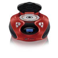 Radio-Multilaser-Boombox-20W-RMS-CD-Player-FM-USB-SD---SP180---Vermelho