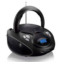 Radio-Multilaser-Boombox-20W-RMS-CD-Player-FM---USB---SD---SP178---Preto-
