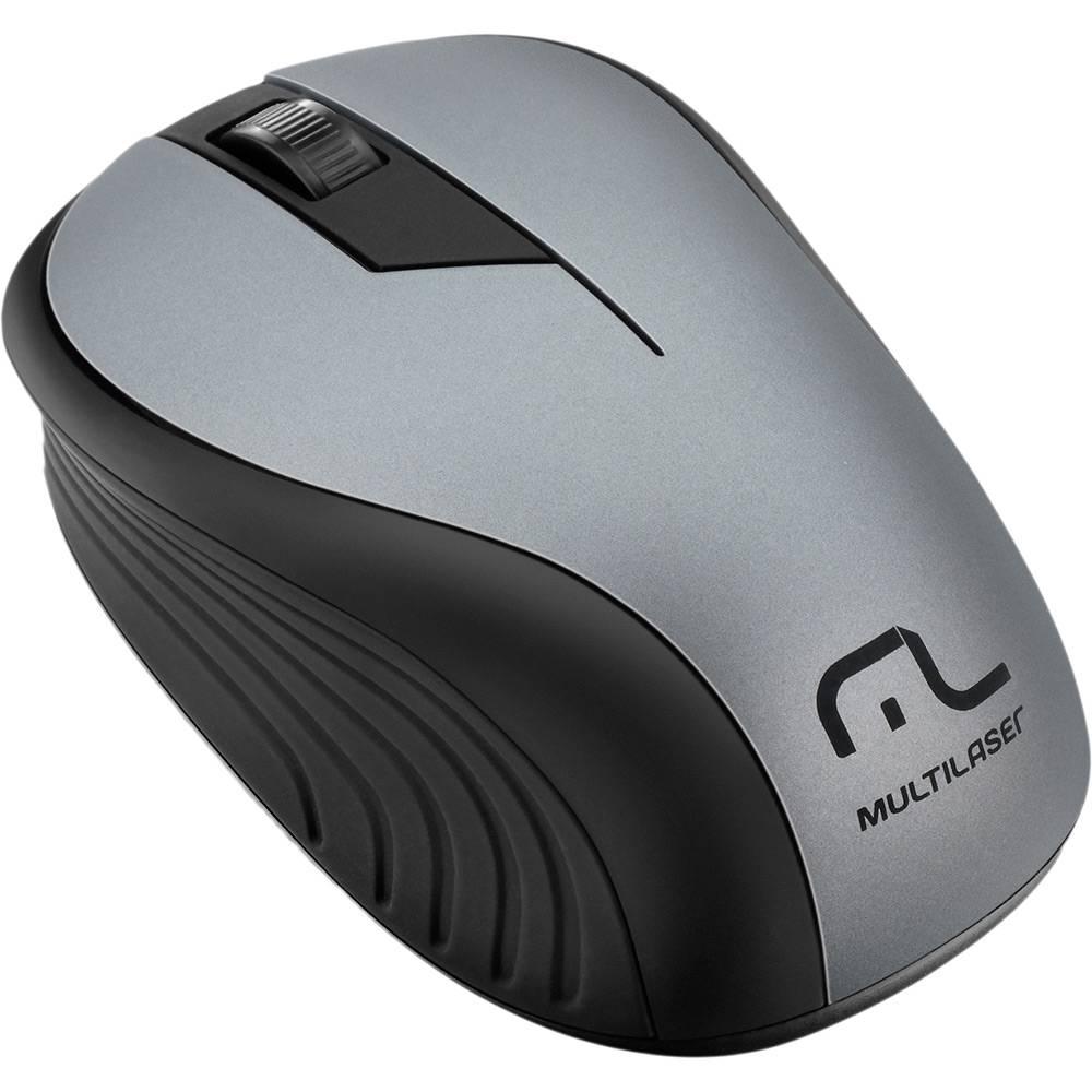 Mouse-Multilaser-Sem-Fio-2.4ghz-1200dpi---MO213---Preto-Grafite