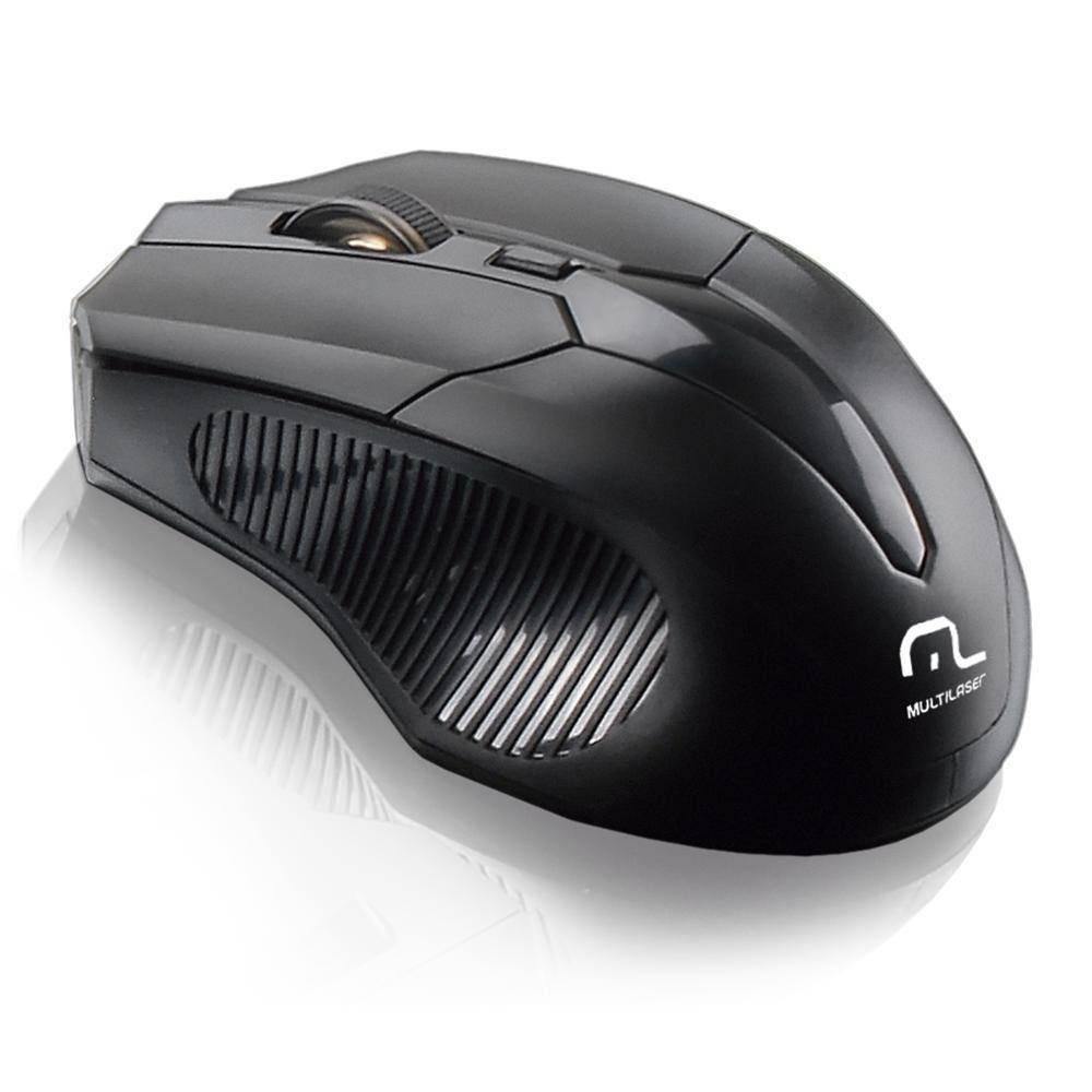 Mouse-Multilaser-Sem-Fio-2.4-Ghz-1600-Dpi-USB---MO221---Preto