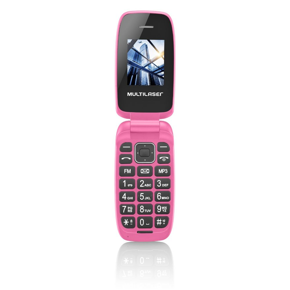 Celular-Multilaser-Flip-Up-Dual-Chip---P9023---Rosa
