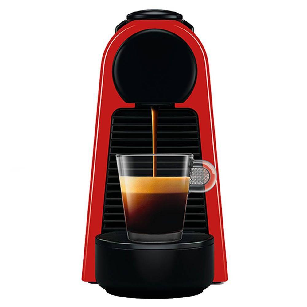 Cafeteira-Espresso-Essenza-Mini-D30-Vermelha-110V--Nespresso