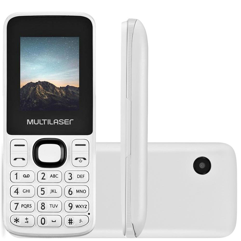 Celular-New-Up-Dual-Chip-Camera-Mp3-Bluetooth-Radio-FM-Branco-P9033---Multilaser
