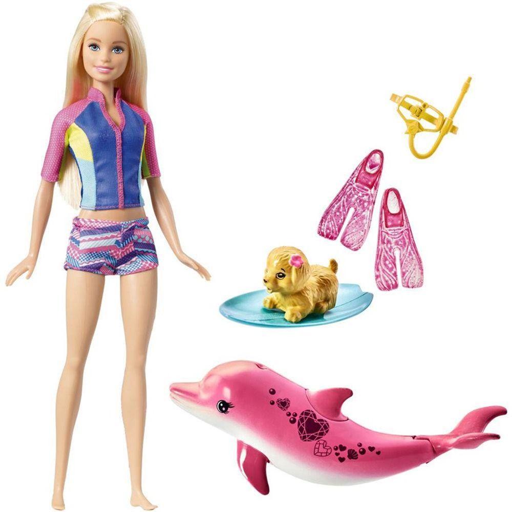 Barbie-Filme-Mergulhando-Com-Bichinhos-FBD63--Mattel