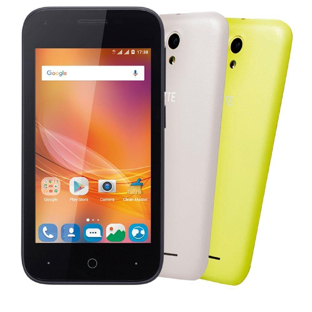 Smartphone-ZTE-L110-Dual-Chip-3G-Android-5.1-Tela-4--4GB-Camera-5MP---Preto