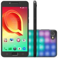 Smartphone-Alcatel-A5-Led-Dual-Chip-4G-Android-6.0-Tela-5.2--16GB-Camera-16MP---Prata