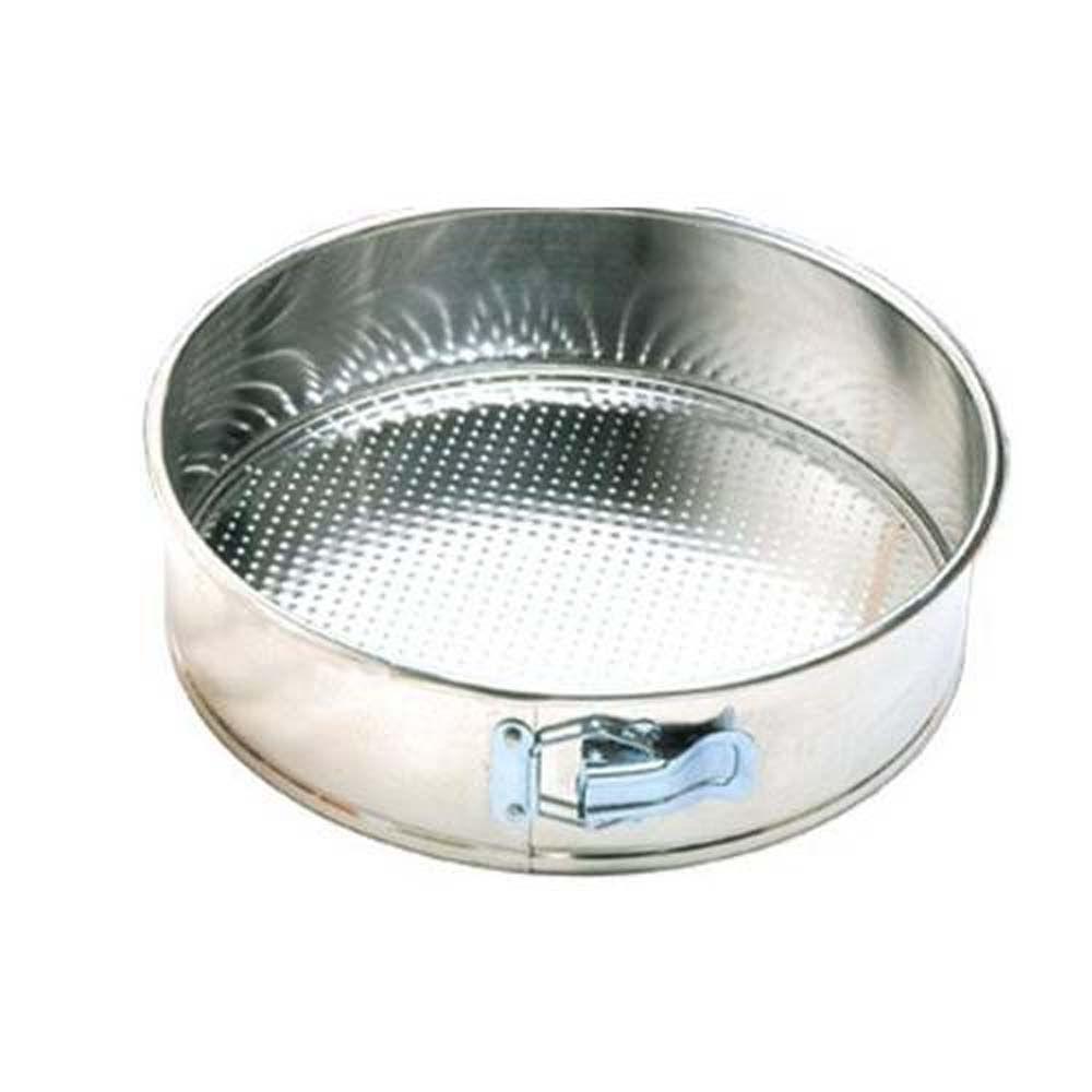 Forma-Para-Bolo-de-Aluminio-com-Fundo-Removivel-Versatil-27cm---Viel