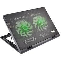 Cooler-Multilaser-para-Notebook-Warrior-Power-Gamer-LED-Verde-Luminoso---AC267