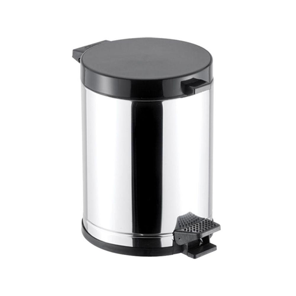 Lixeira-Inox-com-Pedal-e-Recipiente-Plastico-105-Litros--3565---Viel