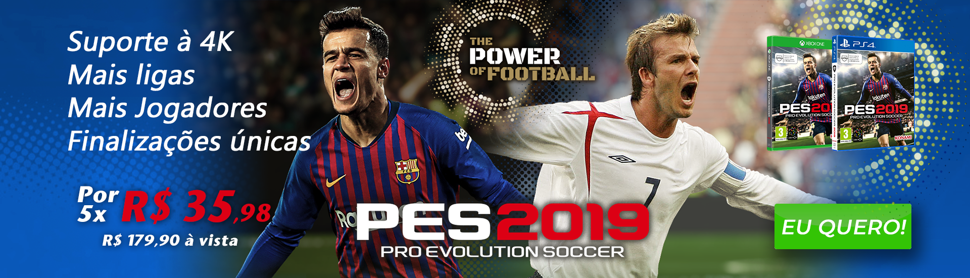 banner Pes 2019