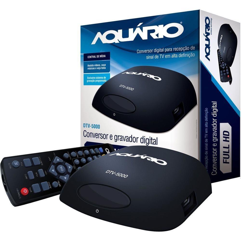 Nivalmix_Conversor_Digital_Para_Tv_Com_Gravador_DTV_5000_Aquario_1669661