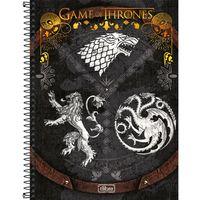 Nivalmix_Caderno_Espiral_Universitario_Game_Of_Thrones_10x1_200_Folhas_146650_Tilibra_2162192