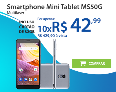 banner tabletmini multilaser ms50g