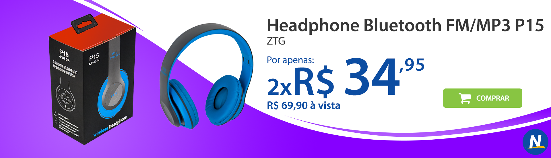 banner headphone bt