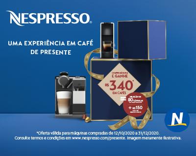 banner nespresso