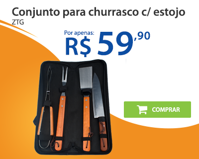 banner kit churrasco