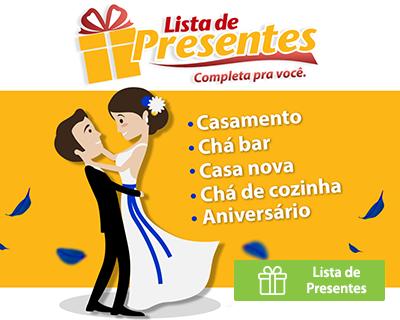 banner Lista de Presentes