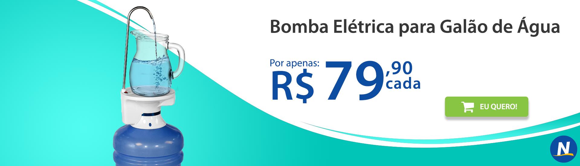 Banner Bomba D'agua